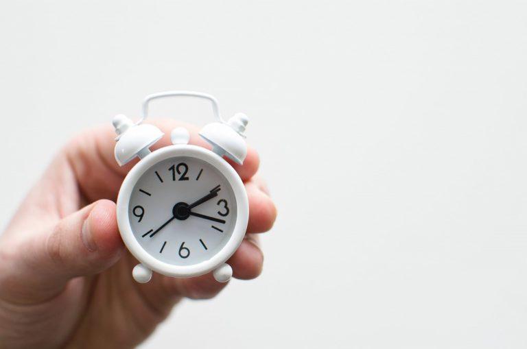 小さい時計