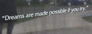 Terry Foxの言葉